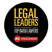 Legal Leaders Top Rated Lawyers